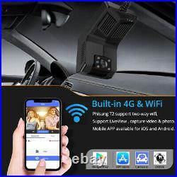 Full HD 1080P Wifi Car DVR GPS Dash Cam Dual Camera Drive Recorder Live View