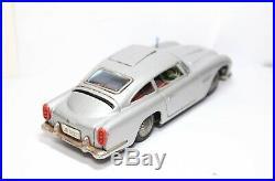 Gama Germany Tinplate James Bond Aston Martin DB5 Rare Model 007