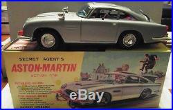Gilbert Aoshin JAMES BOND 007 ASTON-MARTIN DB5 with Original Box, Near Mint