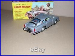 Gilbert James Bond Aston Martin