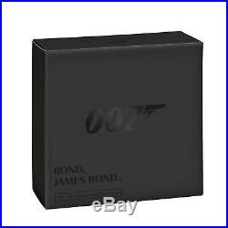 Great Britain UK 2020 £200 James Bond 007 Aston Martin DB5 Gold Proof 2oz Coin