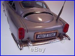GsTOP GSPKW GSCOM ASTON MARTIN JAMES BOND ASC, 29cm, BO, NEUWERTIG/NEARLY NEW