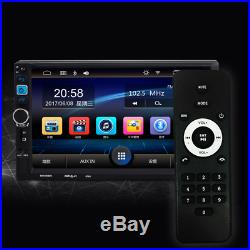HD In-Dash Car GPS Bluetooth Android 5.1.1 System WIFI FM Stereo MP5 Player Kit