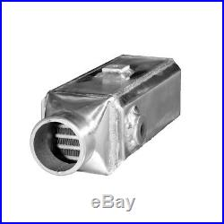 High Quality Racing Aluminum Bar and Plate Front-Mount Water To Air Intercooler
