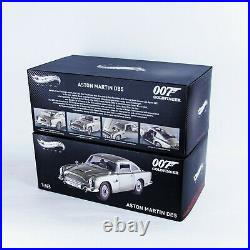 Hot Wheels 118 Elite Aston Martin DB5 007 JAMES BOND