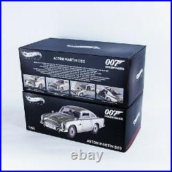 Hot Wheels 118 Elite Aston Martin DB5 007 JAMES BOND UK seller
