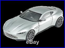 Hot Wheels Elite 1/18 James Bond 007 Aston Martin Db10 From Spectre Silver Cmc94
