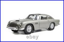 Hot Wheels Elite Bly20 118 Aston Martin Db5 James Bond 007 Goldfinger 1964 Gre