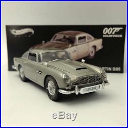 Hot wheels Elite 118 Aston Martin DB5 Goldfinger JAMES BOND 007 BLY20 Diecast