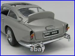 JAMES BOND 007 ASTON MARTIN DB5 by Danbury Mint Pristine mint with extras +