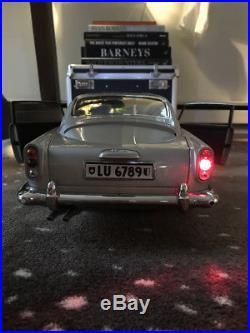 James Bond 007 18 Aston Martin db5 Eaglemoss