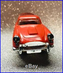 James Bond 007-AC GILBERT Aston Martin DB5 Slot Car (NICE VERY RARE)