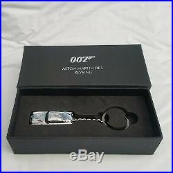 James Bond 007 Aston Martin DB5 Keychain LTD Edition
