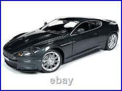 James Bond 007 Aston Martin DBS Quantum of Solace 1/18 Scale AWSS123