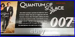 James Bond 007 Aston Martin Dbs Quantum Of Solace 1/18 Scale Diecast Autoworld