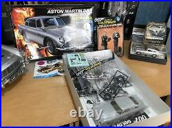 James Bond 007 Aston Martin Goldfinger Model Kit DOYUSHO 124