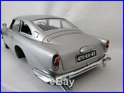 James Bond Aston Martin DB5 1/8 Scale Model Car by Eaglemoss Spares Repairs 007