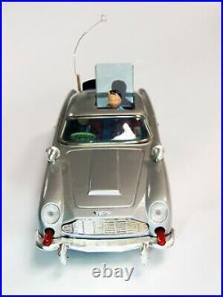 James Bond Aston Martin DB5. A. C. Gilbert Company 1965