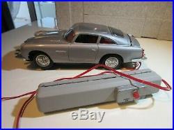 James Bond Aston Martin Japan Original Jouet Ancien