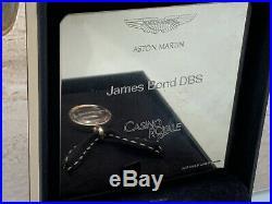 James Bond Casino Royale Aston Martin Silver Ltd Edition Of Only 150