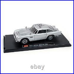 James Bond DANIEL CRAIG signed Aston Martin DB5 car model No Time To Die cast