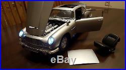 James Bond DB5 Aston Martin 18 Eaglemoss gut gebaut