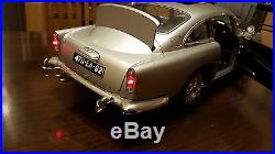 James Bond DB5 Aston Martin 18 Eaglemoss gut gebaut
