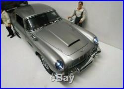 James Bond Db5 Build Your Own Aston Martin Db5 & Magazines