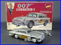 James Bond Series No. 2 1/24 007 Aston Martin Finished product Vintage Toy79
