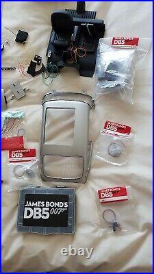 James bond 007 Aston Martin DB5 18 Scale Build Eaglemoss Kit