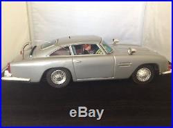 Japan Tin Battery James Bond Aston Martin
