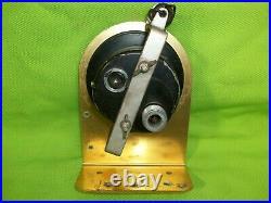 Jones Motorola Vintage 9K Tach Tachometer Gasser Rat Rod Hemi Mopar Ford GM