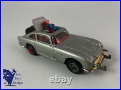 Jouet Ancien Corgi Toys 270 Aston Martin Db5 James Bond 007 All Original