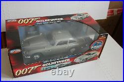 Joy Ride James Bond Goldfinger 118 1965 Aston Martin DB5
