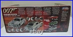 Joyride 007 James Bond Aston Martin Db5 Goldfinger Gadgets 118 Q Card CD Rom