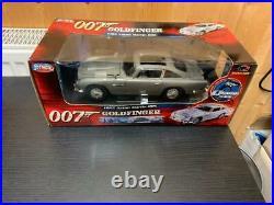 Joyride 1965 Aston Martin Db5 007 James Bond Goldfinger Signed By Honor Blackman