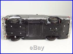 (L) Gama Germany TINPLATE JAMES BOND ASTON MARTIN DB5 007 litho friction drive