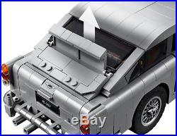 LEGO 10262 ASTON MARTIN DB5 Creator Expert James Bond 007 2019 Nuovo Sigillato
