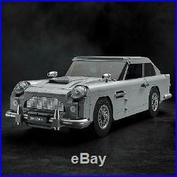 LEGO 10262 Creator Expert James Bond 1964 Aston Martin DB5 Sports Car Model Set