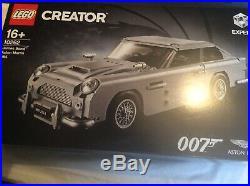 LEGO 10262 Creator Expert James Bond Aston Martin DB5