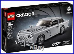 LEGO 10262 Creator Expert James Bond Aston Martin DB5 NEW, Factory sealed box