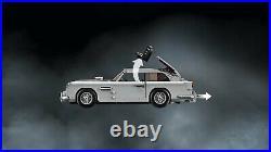 LEGO 10262 James Bond Aston Martin DB5 Creator Expert silber 007