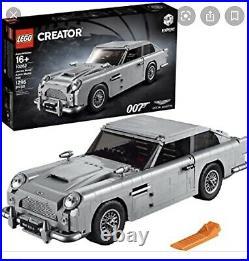 LEGO Aston Martin (10262) James Bond 007 DB5 Factory Sealed Box Creator Expert
