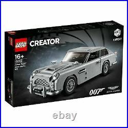 LEGO CREATOR 10262 James Bond Aston Martin DB5, NEU & OVP