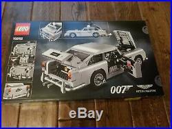 LEGO Creator 10262 James Bond Aston Martin DB5 Brand New In Box Sealed