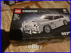 LEGO Creator 10262 James Bond's Aston Martin DB5 Brand New & Sealed 007