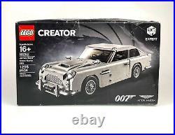 LEGO Creator Expert James Bond Aston Martin DB5 10262 (1295 Pieces) Check desc
