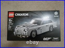 LEGO Creator Expert James Bond Aston Martin DB5 10262 Building Kit