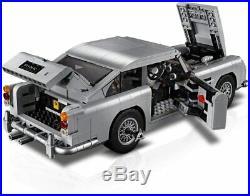 LEGO Creator Expert James Bond Aston Martin DB5 10262 Building Kit 1295 Pcs
