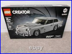 LEGO Creator Expert James Bond Aston Martin DB5 10262 Building Kit (1295 Pieces)